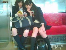 【電車内の美女】330~339 10本まとめてセット販売!