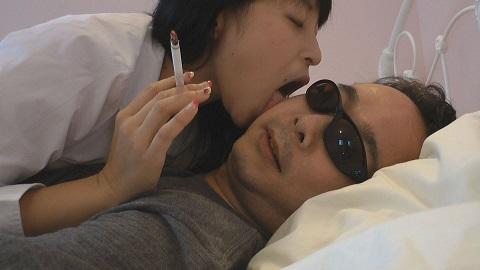 【リクエスト第四弾】煙草臭い生息と酸っぱい唾で昇天させられました(完全オリジナル)