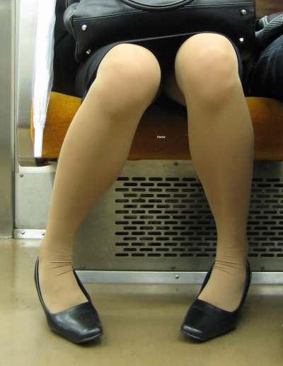 街角の美脚【G045】-50枚セット