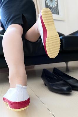 足,パンスト,ソックス,リクルートスーツ,脚,足裏,上履き, Download
