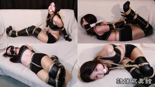 Reina Yamashita - The First Time Bondage - Full Movie