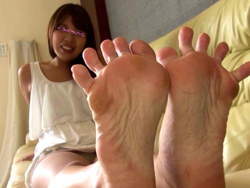 【足裏マニア個撮】杏ちゃんの足裏を接写視姦&電マ責め!! ★高画質Full HD