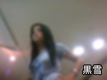 黒髪ロング美脚Tシャツヒラヒラスカート【パンチラ動画】黒雪 01とLEM セット販売