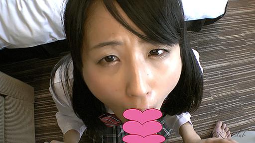 【フルHD】現役JKのお口で生フェラ、口内発射、顔射も有り!08