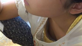 【フルHD】リアル胸チラハンターvol.503