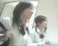【HD】JK・追っかけパンチラ-88