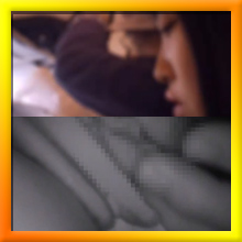 tikan084,満員電車で隣にいた可愛い美脚女子○生にしちゃいました!!