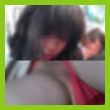 tikan006,一人で東京に遊びに来てた、めっちゃ可愛い女子○生をチカンしたら濡れちゃいましたー!
