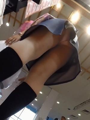 【フルHD】靴カメ君が行くPart212【店員さん手撮りあり編】