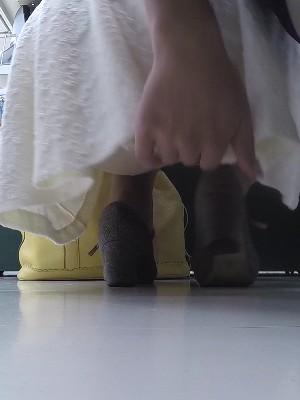 【フルHD】靴カメ君が行くPart213【オムニバス手撮りめくりあり編】