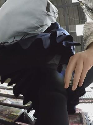 【フルHD】靴カ○君が行くPart356【女子編手撮りめくりあり】