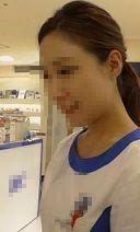 【逆さHERO】!!新作FHD!!店員撮り26!サプリ美容店員さん!パンスト破れてますよ!