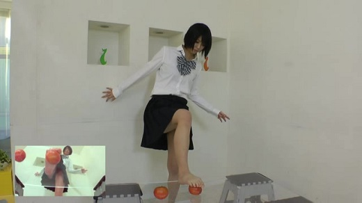 【個撮】超美人ビクビク敏感たまごちゃん!超美乳!超びちょ