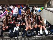 【第2弾プレゼント!!500枚】ピチピチのミニスカ制服姿の日常生活!!セット販売2