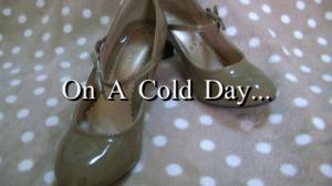 [On a cold day]