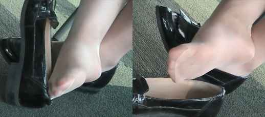 足の裏,女子大生,靴脱ぎ,脚フェチ,足フェチ,パンスト,ローファー,つま先, Download