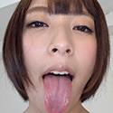 【舌フェチベロフェチ】阿部乃みくのエロ長い舌と口内をじっくり観察