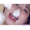 【舌フェチ唾フェチ】一ノ瀬恋のエロ長い舌・唾・口の臭い堪能コース1