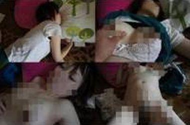 【身内撮り】遂に妊婦の義姉と…眠らせた昼下がり…