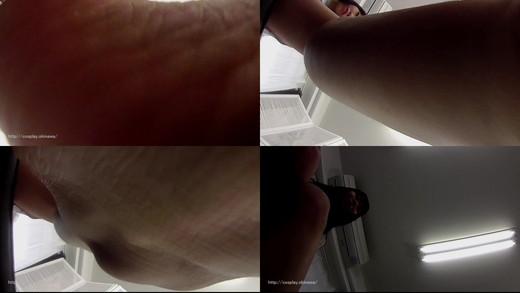 足,女王様,アクションカメラ,美人,足の裏,裸足,脚,臭い,美女,M男,ウェアラブルカメラ,個人撮影,SM,オリジナル,素人,フェチ, Download