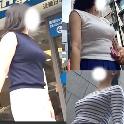 夏の!着衣巨乳様5人ミックス!