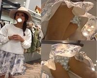 アリの世界part37 極・芸能人級の可愛さの店員さんをアリ目線で激写!