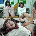 まりえちゃんの足とくすぐりシリーズ1~4まとめてDL