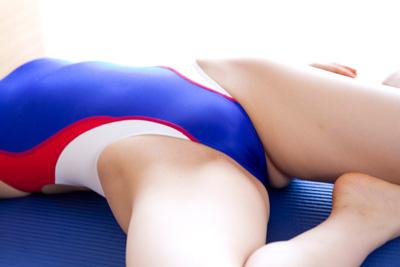 素人モデル,水着,素人,競泳水着,ハイレグ,フェチ, Download