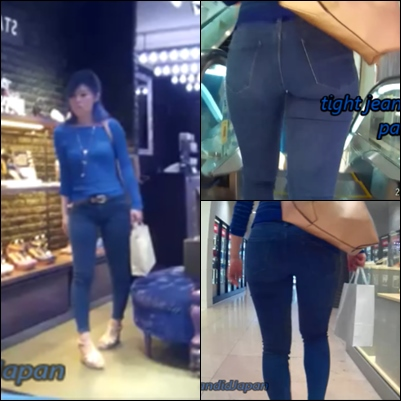 tight jeans girls DX part1