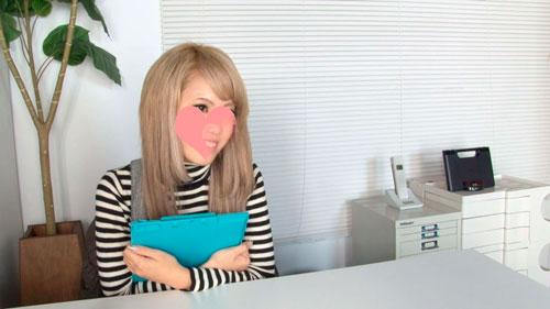 【芸能界ハメ撮り!】ギャル系タレント卵を事務所食い!