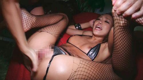【クラブギャル暗闇SEX!01】糸引くほどぐっちょり濡れたトロマンと濃厚のフェラ