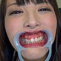 【歯フェチ】黒木いくみちゃんの歯を観察しました!