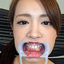 【歯フェチ】さくらみゆきちゃんの歯を観察しました!