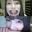 椎名りりこ(橘花音)の歯と噛みつきシリーズ1~2まとめてDL