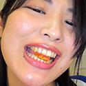 【口内フェチ】水谷あおいちゃんのマニアックな口内観察・口内フェチプレイ!