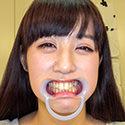 【歯フェチ】石原ルリカちゃんの歯を観察しました!