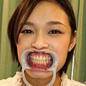 【歯フェチ】清楚な可愛い女の子、真琴ちゃんの整った歯を観察しました!【竹内真琴】