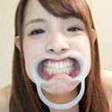 【歯フェチ】西村ニーナの完全無欠な天然美歯観察!