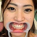【歯フェチ】愛咲えなちゃんの歯を観察しました!