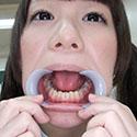 【歯フェチ】小西まりえちゃんのお口の中を拝見!!