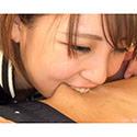 【噛みフェチ】クールビューティーうみちゃんのホットな噛みつき!(後編)【広瀬うみ】