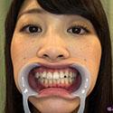 【歯フェチ】すのっちの綺麗な天然歯を観察しました!【春原未来】