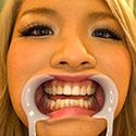 【歯フェチ】夏樹ちゃんの歯観察と指噛み!【噛みフェチ】【長谷川夏樹】