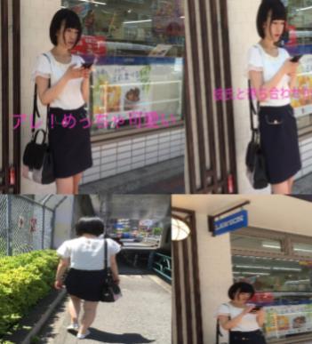 【盗撮】2本セットロリ可愛美女盗撮。通常より500円以上お得です。