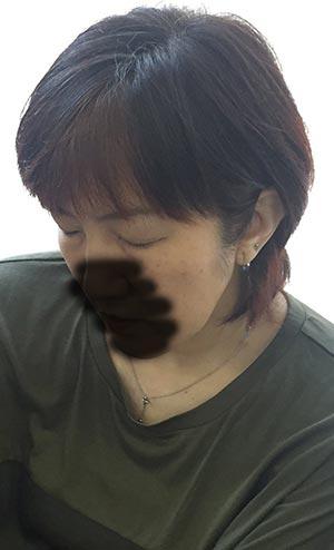熟女痴漢:40代汗臭