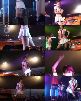 2008 東京オートサロン キャンギャル動画 No.2