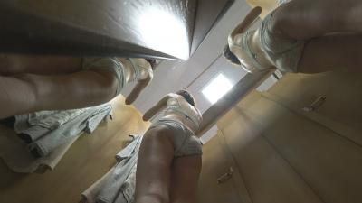 【リマスター隠し撮り】試着室生着替え隠撮ガチ脱ぎハイビジョンvol.6