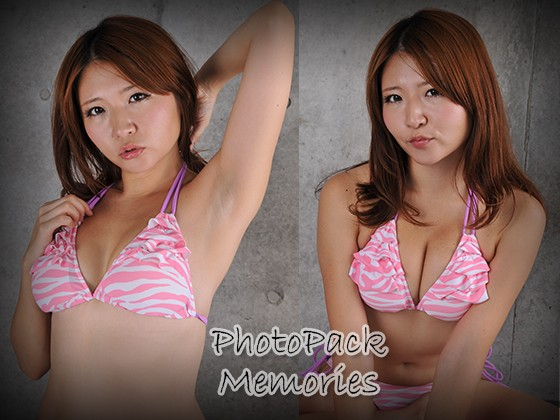 PhotoPack Memories 015 ビキニ水着