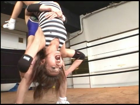【CF】BEST WOMAN'S WRESTLING MANIA #009
