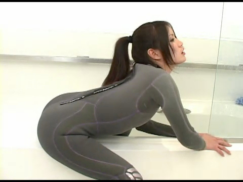 【マイノリティズム】Masturbates in Wet Suit #005 WO-001-05